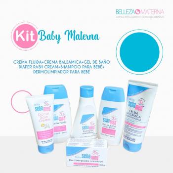 Kit Baby Materna 2 Completo