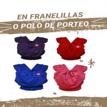Franelillas de Porteo